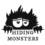 Hiding Monsters Logo